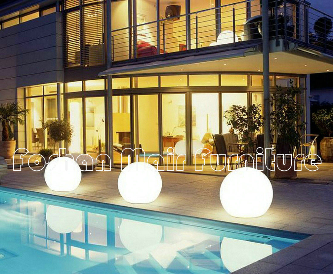 China outdoor glowing furniture modern outdoor led lights - Iluminacion exterior led solar ...