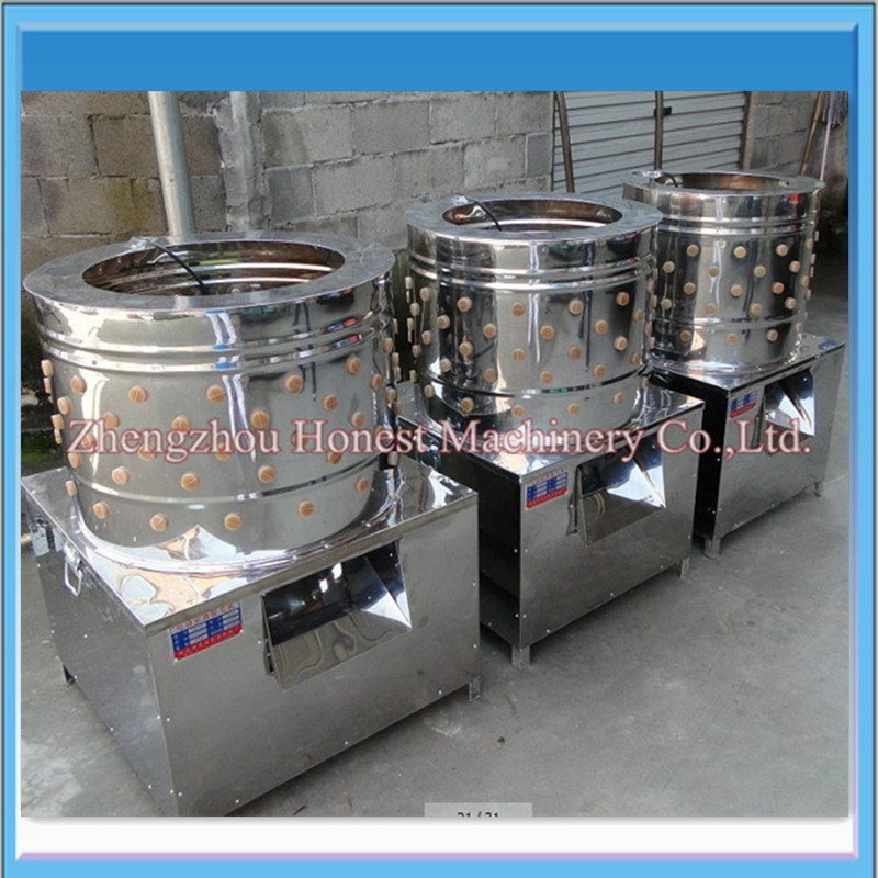 Advanced Poultry Equipment Slaughtering Machine Chicken Plucker