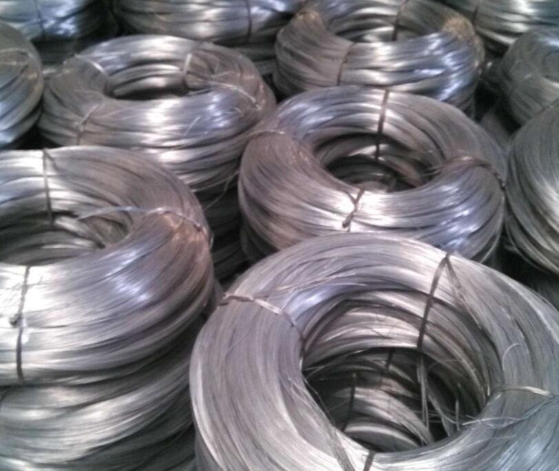 Hot Dipped Galvanized Steel Wire Factory/Factory-Galvanized Wire /7g-18G/M2