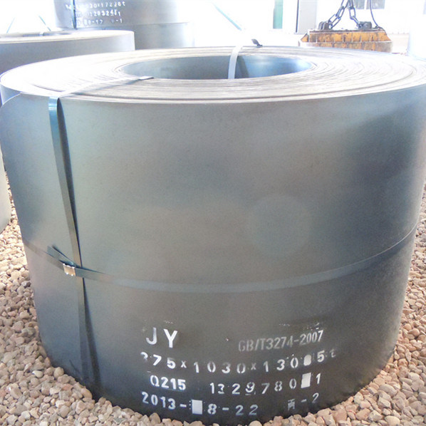Refined Hot Rolled Carbon Steel Coil (1.0mm-1.1mm SS400) , Steel Strip
