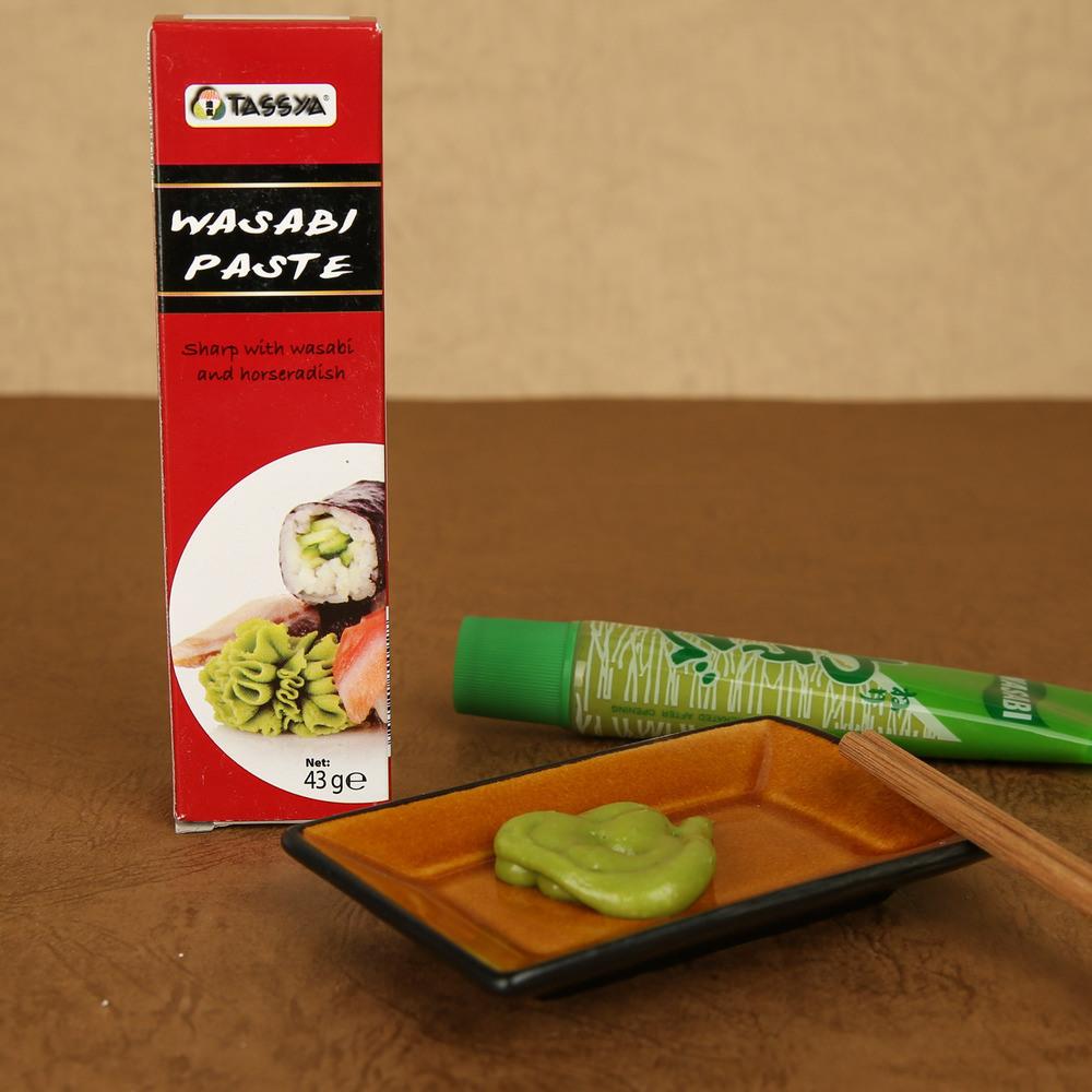 43G Wasabi Paste for Japanese Sushi
