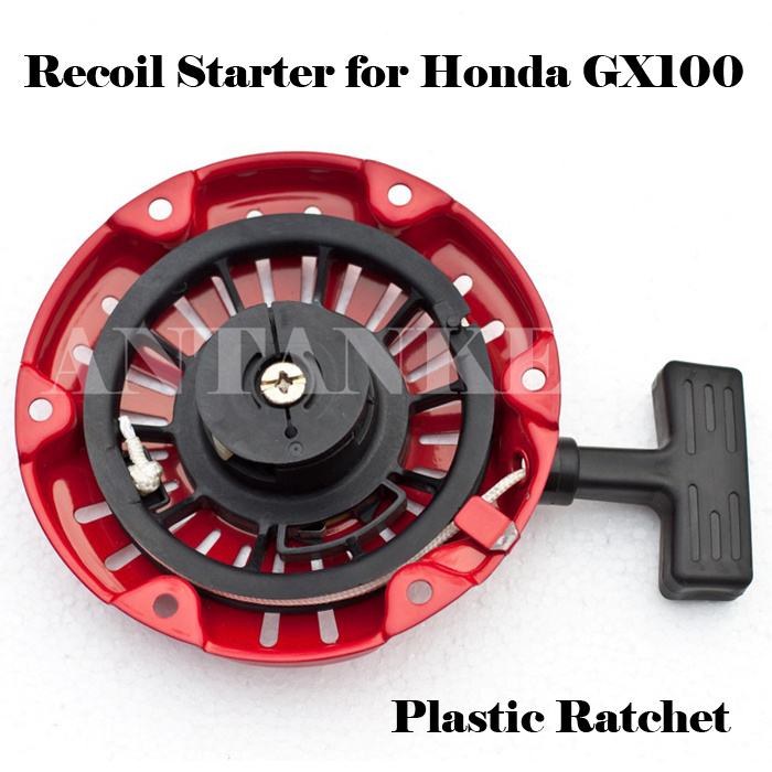 Generator- Recoil Starter for Honda Gx200