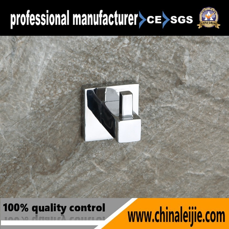 Unique Bathroom Accessory Mirror Finish Stainless Steel Robe Hook