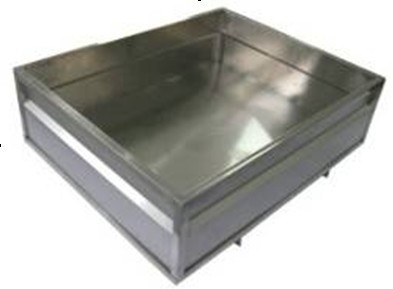 Aluminum Box (tail door) , Cart Box Dpo002