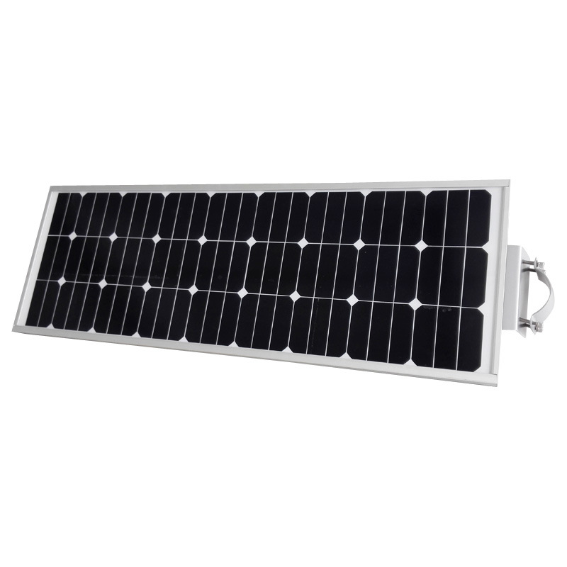 80W All in One Solar Street Light Integrated Solar Light