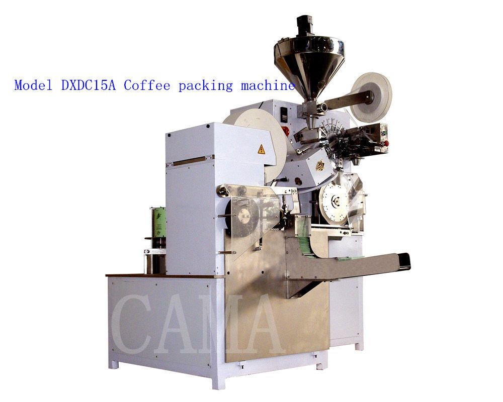 105bags/Min Coffee Packing Machine Model Dxdc15A