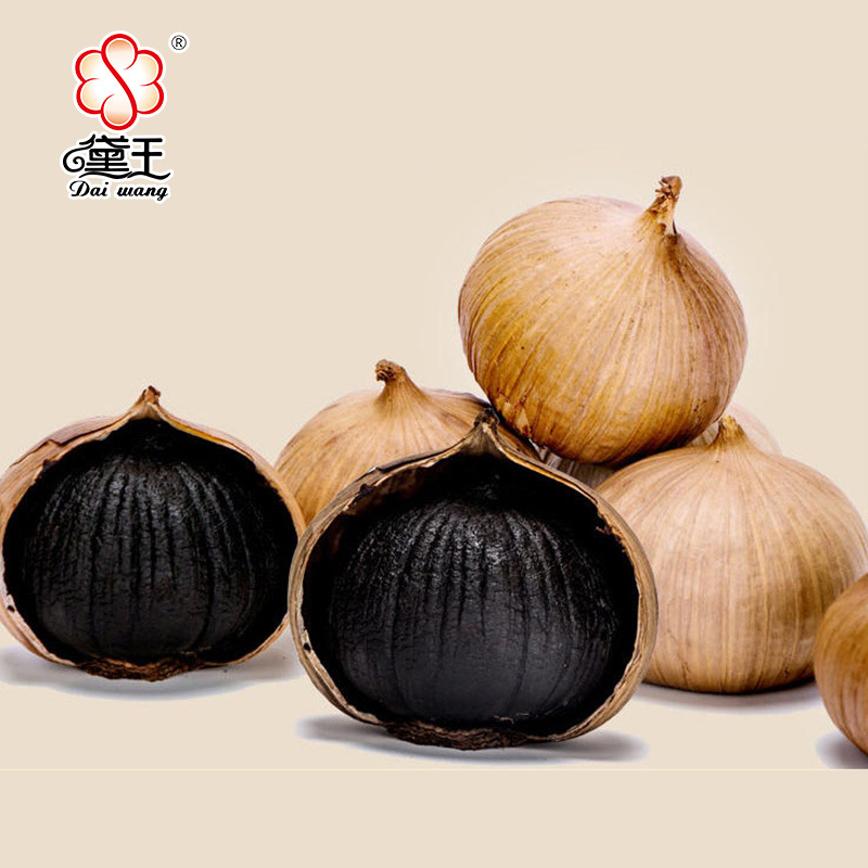 Good Taste Fermented Single Black Garlic (Custom bags)