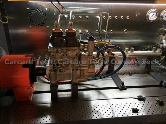 Custom-Made Lower Price Diesel Fuel Injection Pump Test Bench