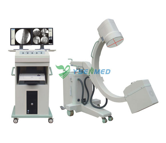 Medical Hospital Equipment High Frequency X-ray C-Arm