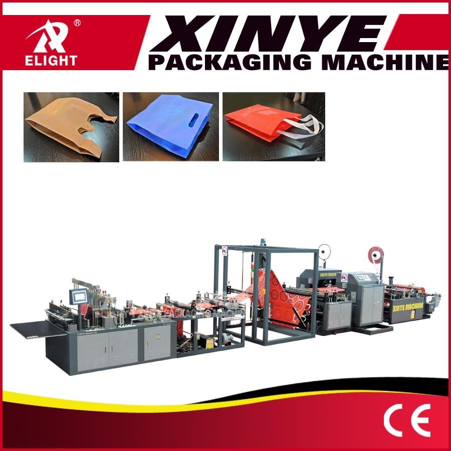 Nonwoven Handle Bag Making Machine