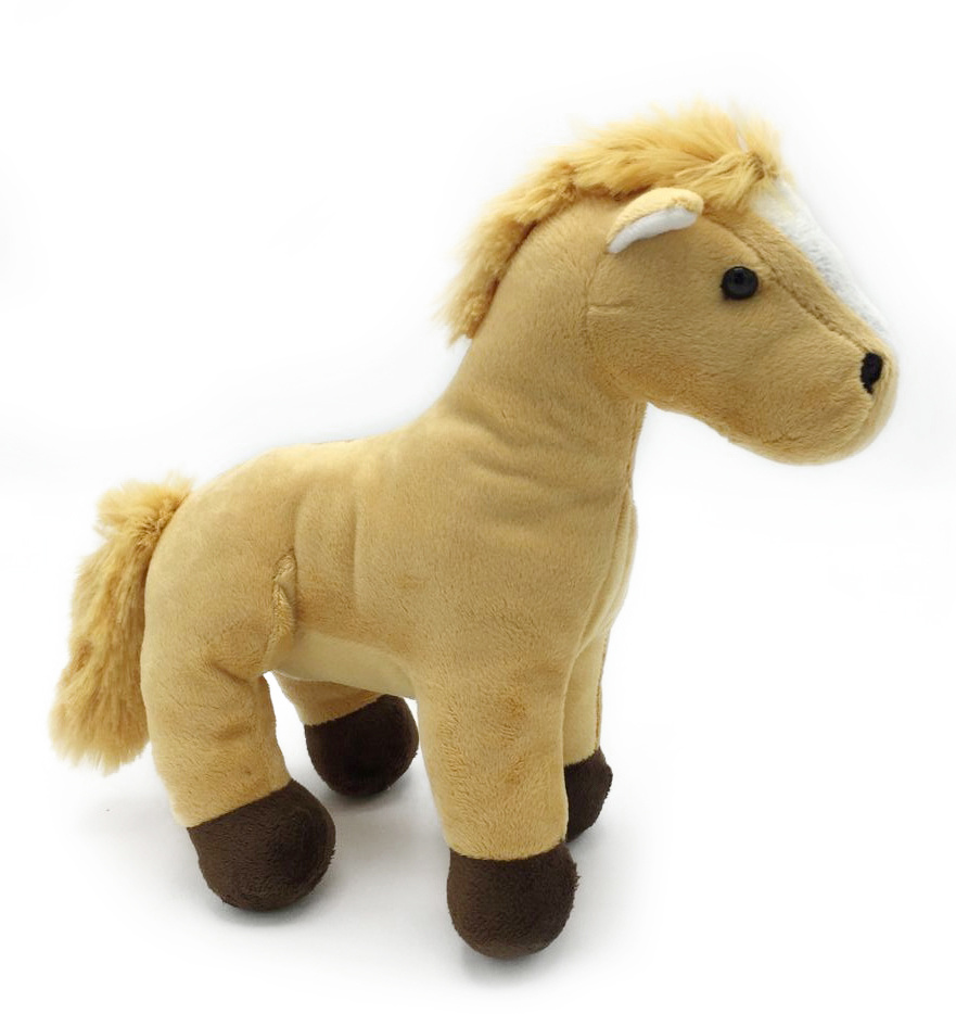 Cuddle Super Soft Plush Toy Horse