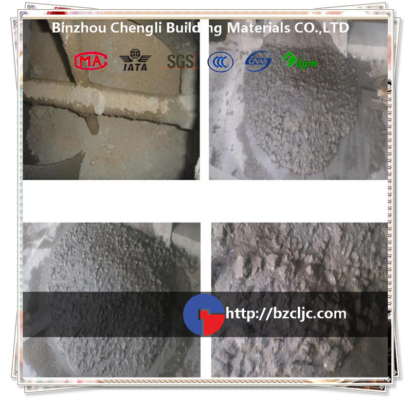 Efficient and Stable Concrete Admixtures Superplasticizer Polycarboxylate (sr-50)