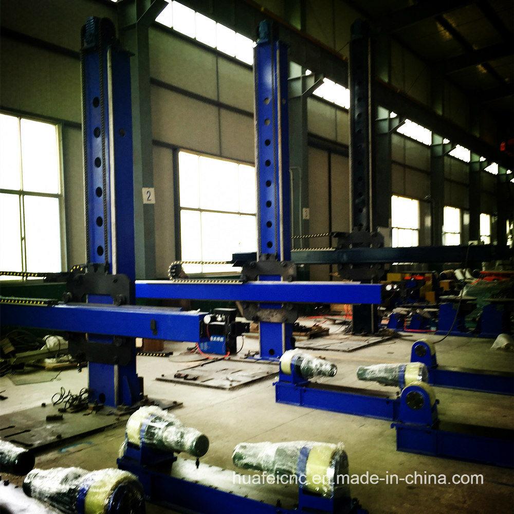Manipulator Column Boom Cross Type Welding Arm