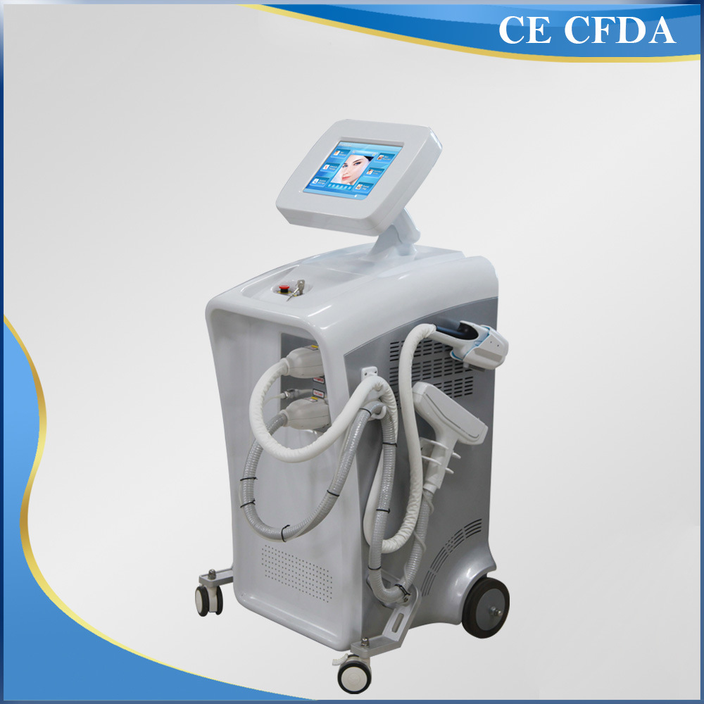 2014 Multifunction Facial and Body Machine