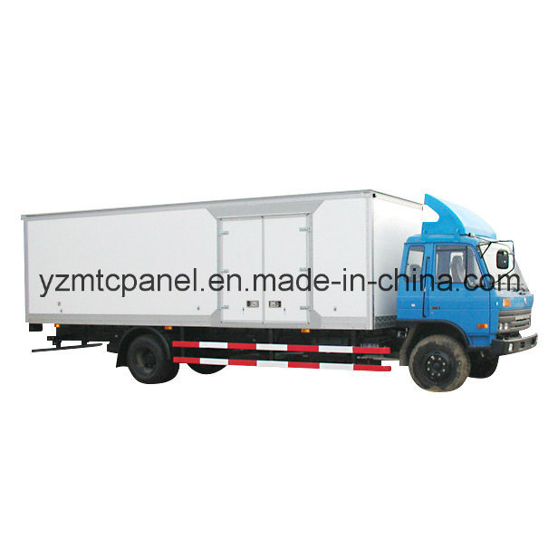 Competitive Price FRP Dry Cargo Truck Body