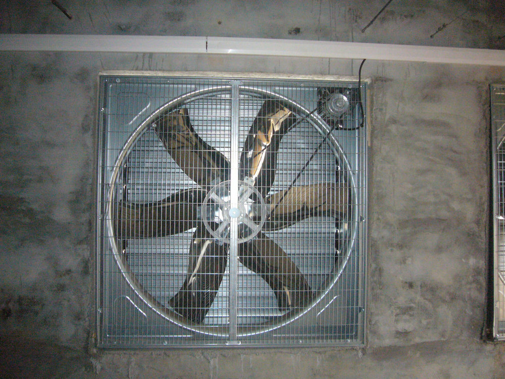 Poultry House Fans Chicken House Exhaust Fan