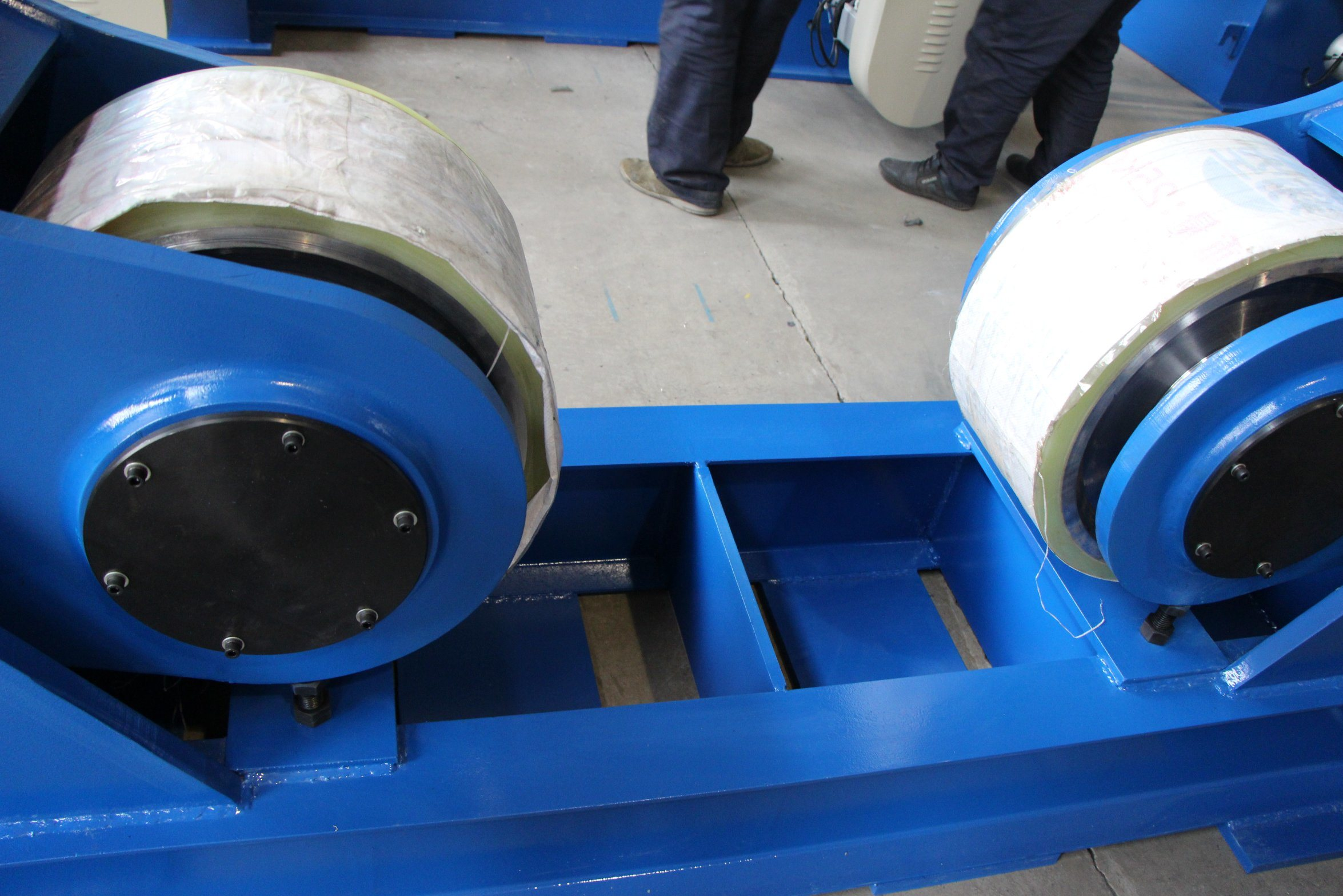 Jinan Huafei Welding Turning Rolls for Turning Pipe and Tube