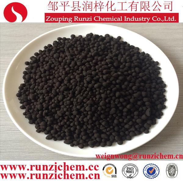 Black Granule Agriculture Grade 85% Purity Humic Acid