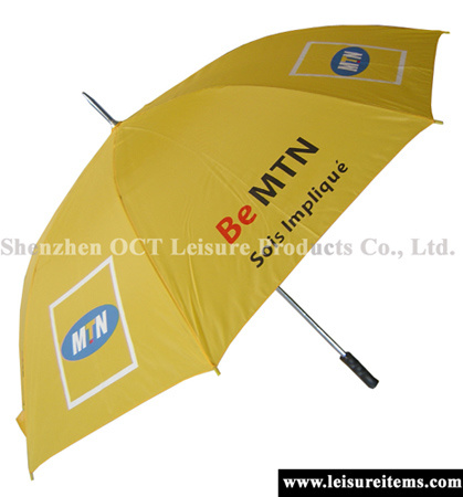 Advertising Golf Umbrella with Custom Design (OCT-G5AD)