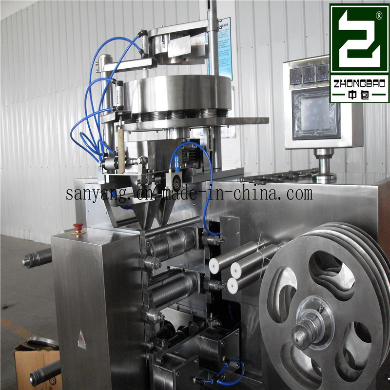 Warm Bag Abnormal Shape Packing Machine