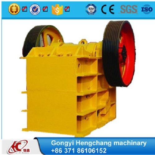 Excellent Performance Mobile Stone Brasses Jaw Crusher