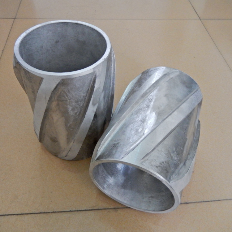 13-3/8 Spiral Glider Aluminum Rigid Casing Centralizer Stabilizers Price