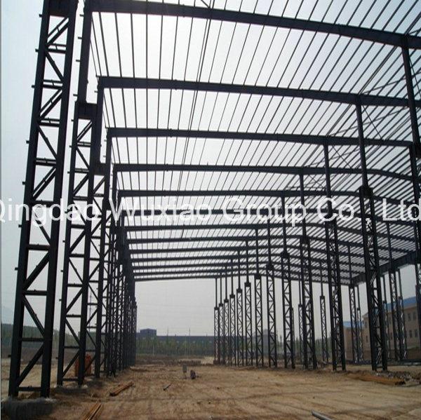 Prefabricated Galvanized Steel Structure Building