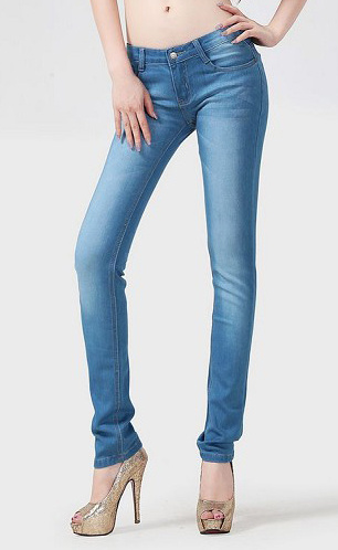 Soft-Washed Jeans (JBW8087)