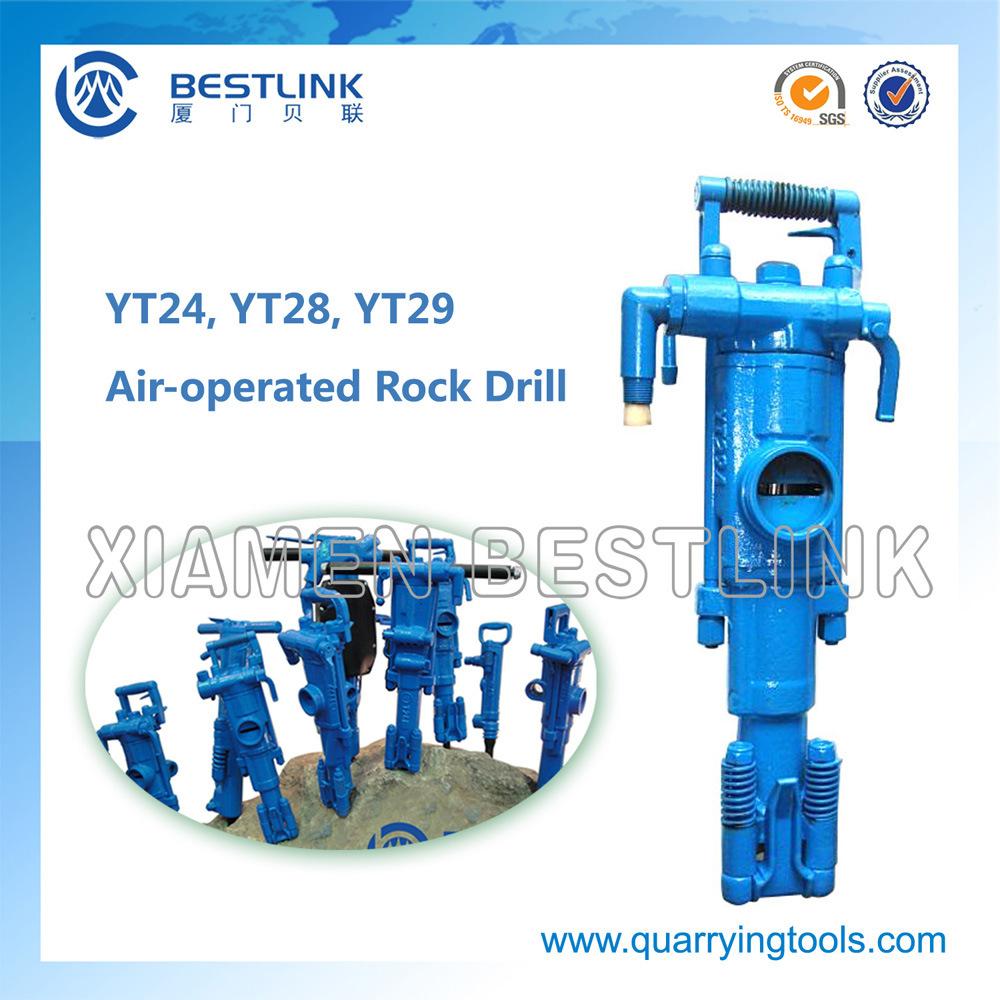 Sales Mining Pneumatic Hand Hammer Rock Drill