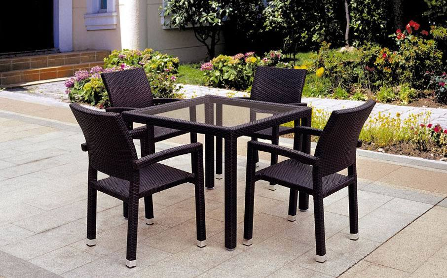 Dining table outdoor dining table sets for Outdoor dining sets for 12