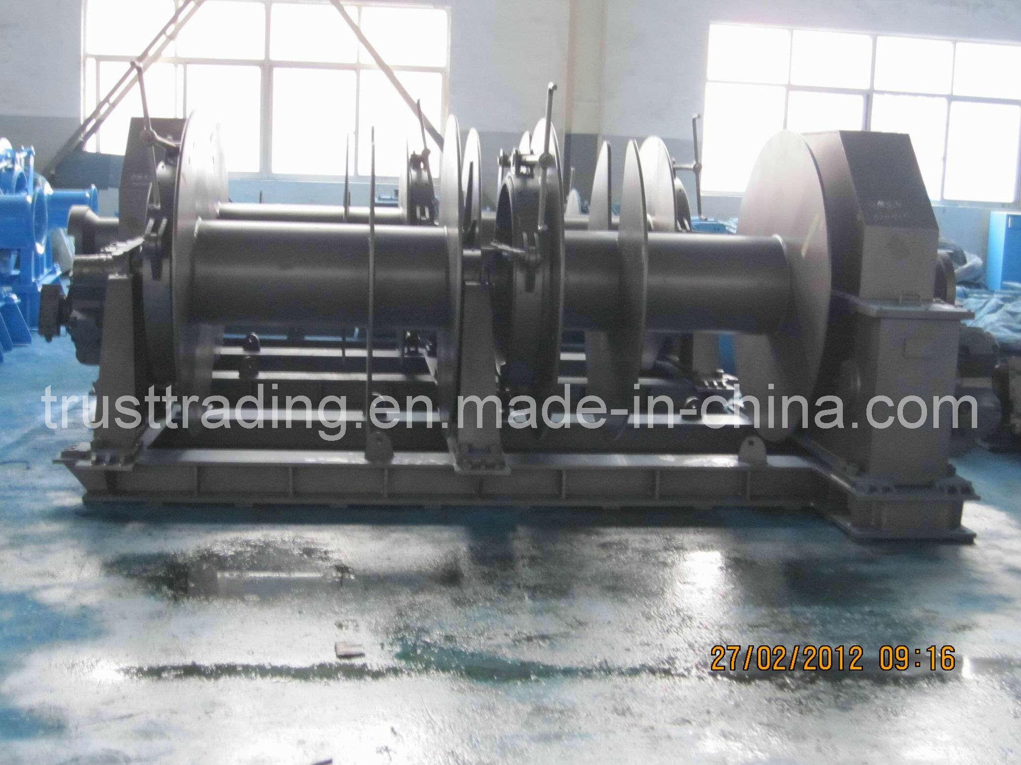 High Quality Marine Hydraulic Steering Gear