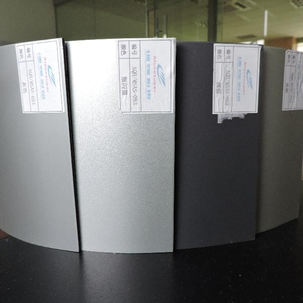 4mm*0.5mm Aluminum Composite Panel Building Material