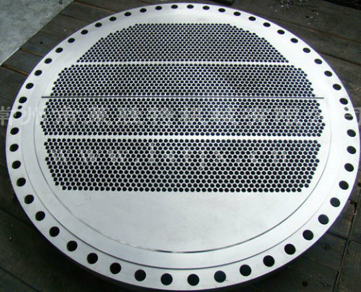 S30608 Top Tubesheet Used for Heat Exchanger