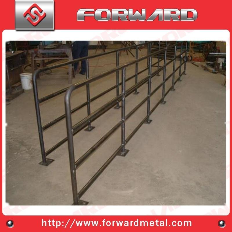 Galvanized Steel Crowd Control Barrier