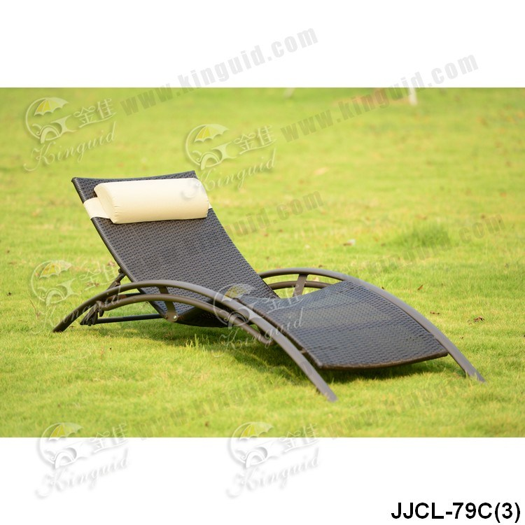 Beach Chaise Lounge, Outdoor Furniture, Jjcl-79