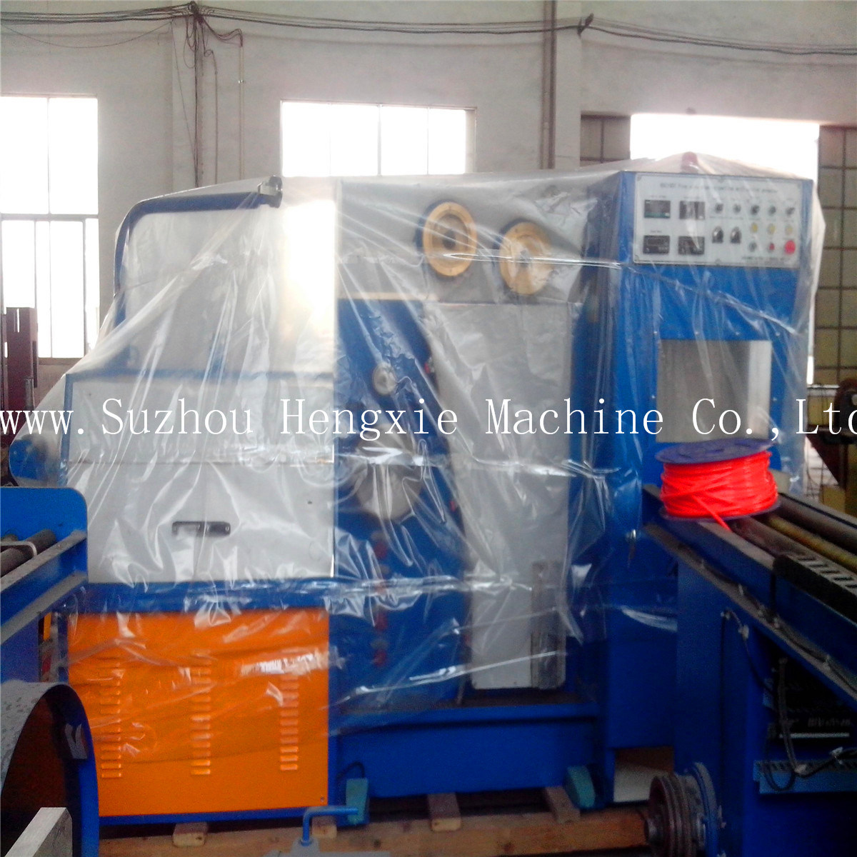 Copper Wire Drawing Machine with Annealing (HXE-14DT)