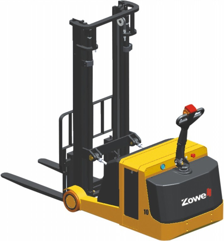 China Isoo9001 Electric Forklift Photos Pictures Made In