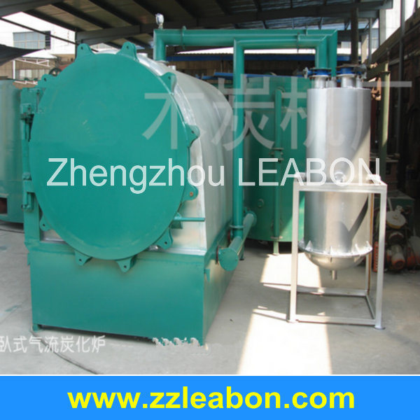 Wood/Logs Carbonization Kiln, Bamboo Carbonization Stove, Biomass Wood/Bamboo/Coconut Briquette Carbonization Furnace