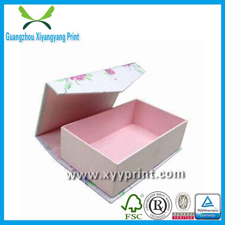 Custom High Quality Strong Cardboard Paper Shoe Box Wholesale