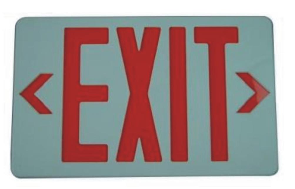 Exit Light (HK-217)