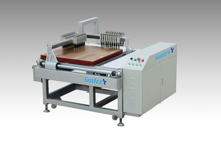 Semi-Automatic Glass Cutting Table