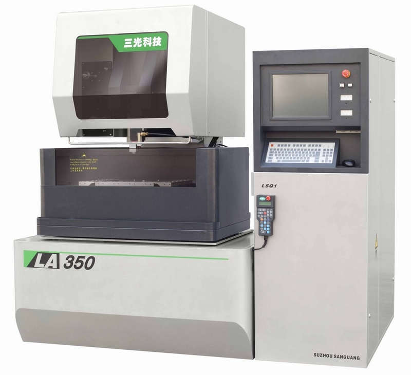 Precision CNC Wire-Cut EDM (Closed loop digital control system)