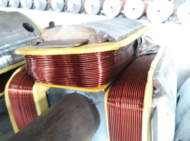 St/Stc Series Single / Three Phase AC Brush Alternator