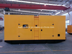455kVA Diesel Genset of Soundproof Type with Perkins Engine