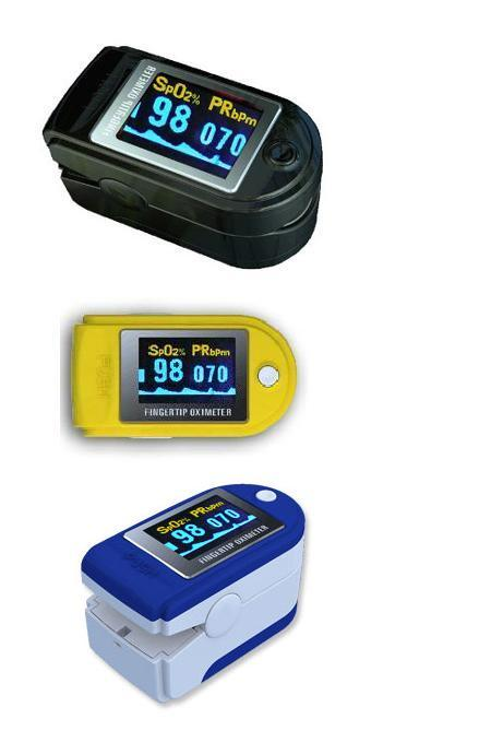 Classical OLED Display Fingertip SpO2 Pulse Oximeter with CE&FDA (JAX-207)