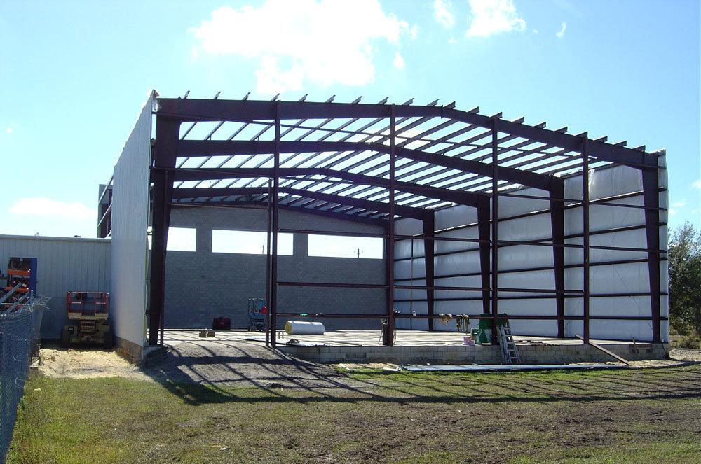 Prefab New Design Fashion Light Steel Structure House