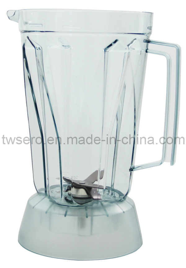Heavy Duty Commercial Blender (SJ-9668C/SJ-9668)