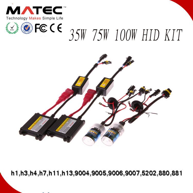 Smart Canbus Ballst HID Xenon Kit H5 H7 H4 H13 H11 9005 9006 HID Xenon Kit