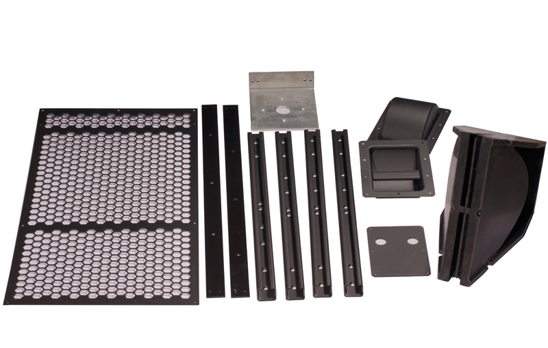 Line Array of Acoustic Kits for Stage Speaker (24)
