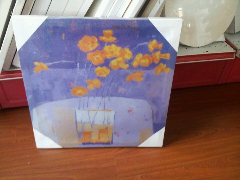 Flower Oil Painting (SFP09267)